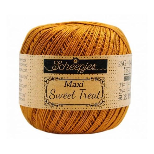 Scheepjes Maxi Sweet Treat 383 Ginger Gold
