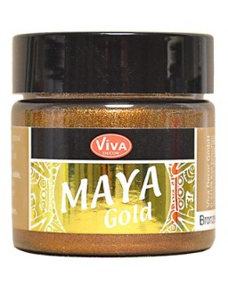 Maya-Gold 45 ml Bronze