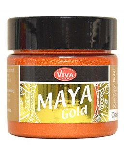 Maya-Gold 45 ml Orange Gold
