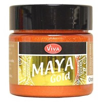 Maya-Gold 45 ml Orange Gold