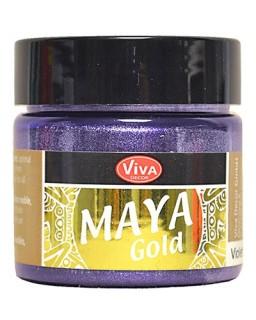 Maya-Gold 45 ml Violett
