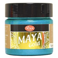 Maya-Gold 45 ml Eisblau