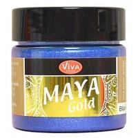 Maya-Gold 45 ml Blau