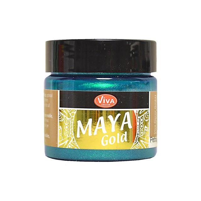 Maya-Gold Petrol