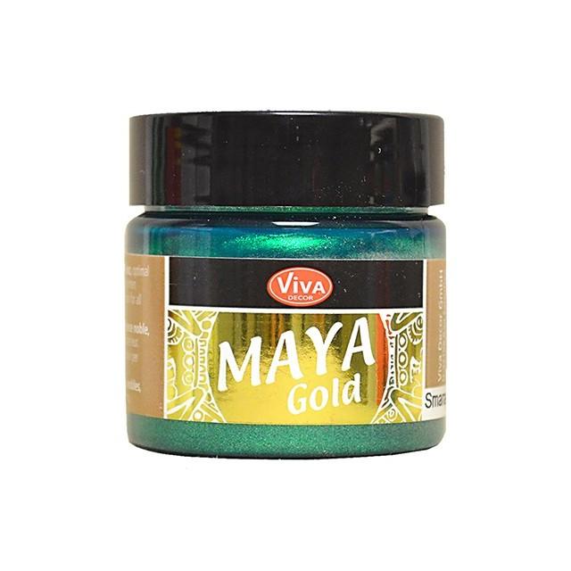 Maya-Gold Smaragd