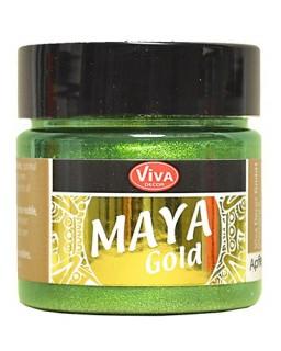Maya-Gold 45 ml Apfelgrün