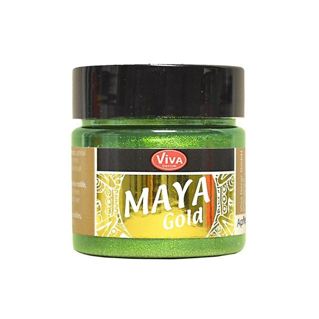 Maya-Gold Apfelgrun