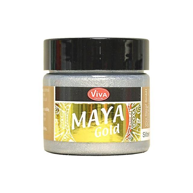 Maya-Gold Silber