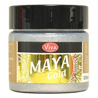 Maya-Gold 45 ml Silber