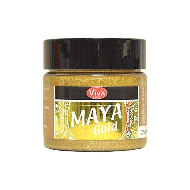 Maya-Gold Champagner