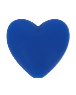 hartje blauw