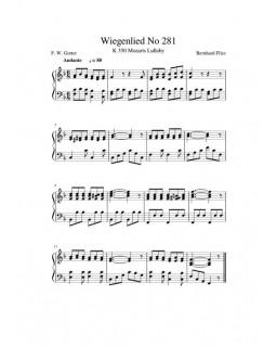 Mozarts wiegelied