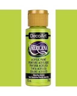 Americana Matcha Green