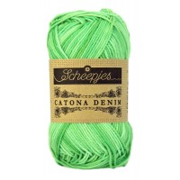 Catona Denim 171 appel groen