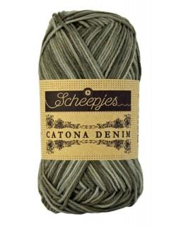 Catona Denim 172 olijf