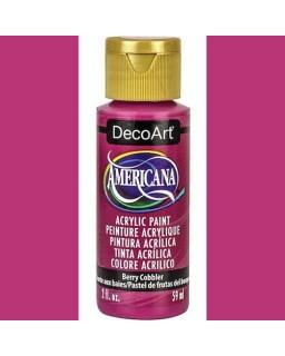 Americana Berry Cobbler
