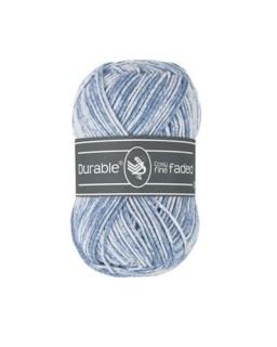 Cosy Fine Faded 289 Blue Grey