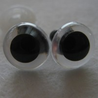 Veiligheidsogen 30mm Kristal
