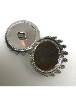 knoopje antique silver