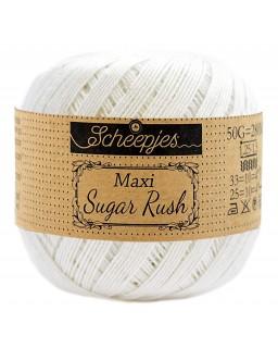 Scheepjes Maxi Sugar Rush 105 Bridal White
