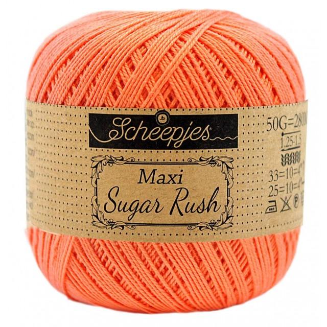 Scheepjes Maxi Sugar Rush 410 Rih Coral