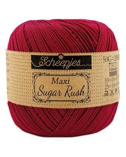 Scheepjes Maxi Sugar Rush 517 Ruby