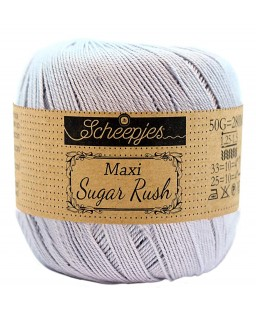 Scheepjes Maxi Sugar Rush 399 Lilac Mist