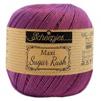 Scheepjes Maxi Sugar Rush 282 Ultra Violet