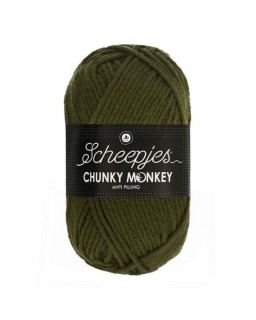 Chunky Monkey 1027 Moss Green