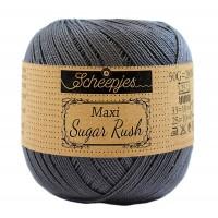 Scheepjes Maxi Sugar Rush 393 Charcoal