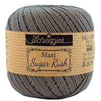 Scheepjes Maxi Sugar Rush 242 Metal Grey