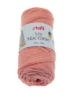 Stafil Macramé Peach