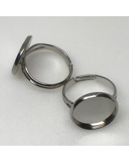 ring antique silver