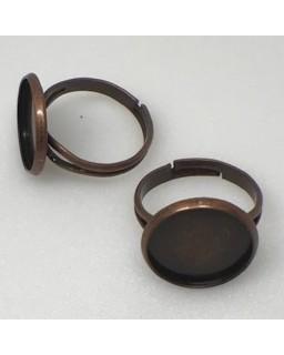 ring antique copper