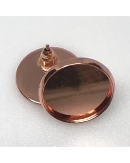 Oorsteker Copper Plated