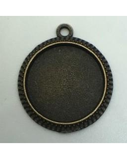 Hangertje 02 Bronze