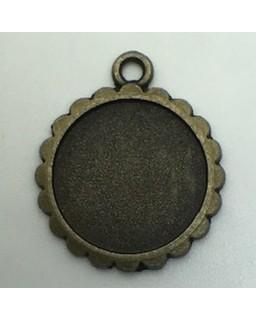 Hangertje 05 Bronze