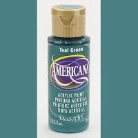 Americana Teal Green