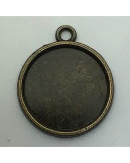 Hangertje 06 Bronze