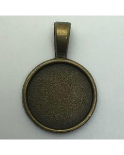 Hangertje 08 Bronze