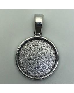 Hangertje 09 Silver