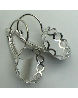 Oorbellen Silver