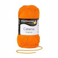 Catania katoen 281 Tangerine