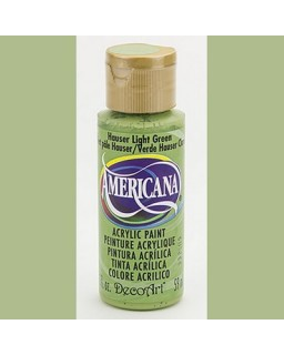 Americana Hauser Light Green