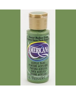 Americana Hauser Medium Green