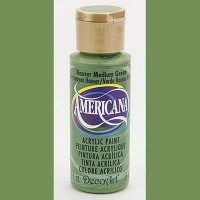 Americana Hauser Medium Green