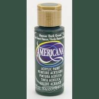 Americana Hauser Dark Green