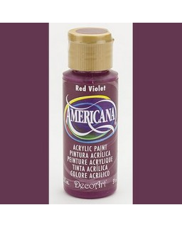 Americana Red Violet