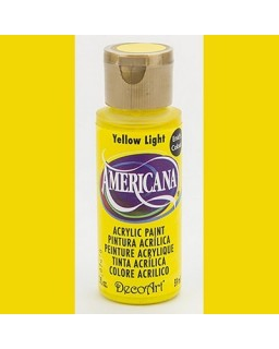 Americana Yellow Light