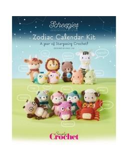 Scheepjes Zodiac Calender kit